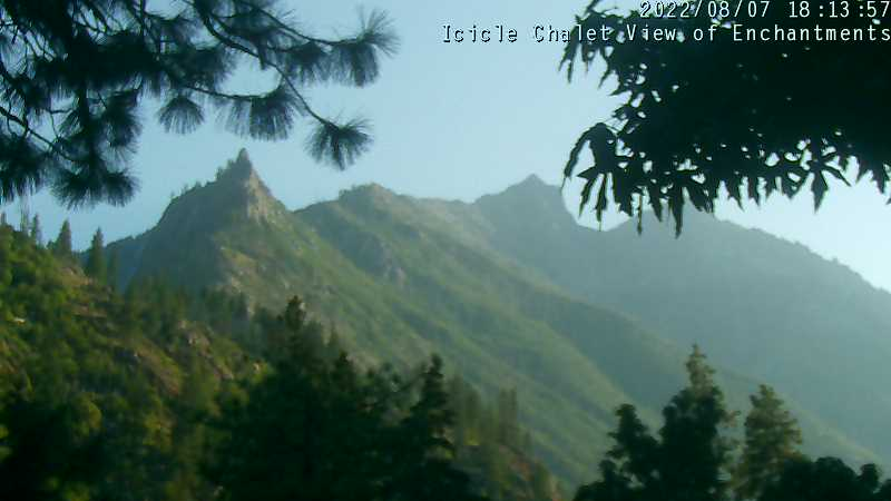 Latest Webcam Picture of Leavenworth